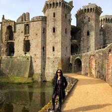 Jayne Lynda Elizabeth - Uživatelský profil