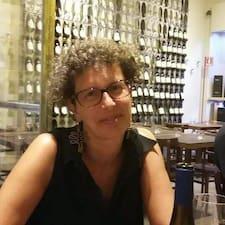 Perfil do utilizador de Maria Antonietta