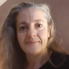 Kristína felhasználói profilja
