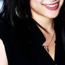 Profil utilisateur de Samia