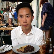 Perfil do utilizador de Shawn (Zhong Wei)