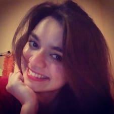 Profil utilisateur de Darja