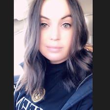 Elizabeth - Uživatelský profil