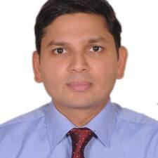 Vikash felhasználói profilja
