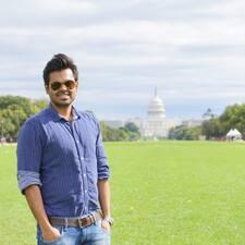Abhijit felhasználói profilja