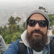 Profilo utente di Javier