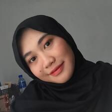 Profilo utente di Haziqah Mohd