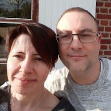 Profil utilisateur de Laurent & Catherine