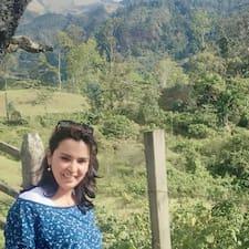 Pilar felhasználói profilja