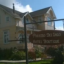 Hotel Boutique - Uživatelský profil
