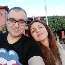 Profil utilisateur de Katerina &Thodoris