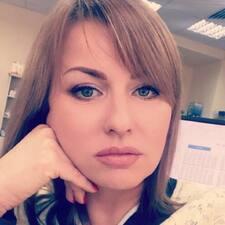 Профіль користувача Tatyana