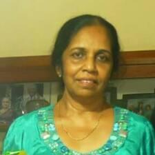 Nutzerprofil von Chandrika