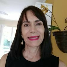 Maria Teresa felhasználói profilja