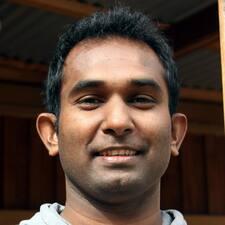Profil utilisateur de Nadish