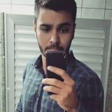 Profil Pengguna Paulo André