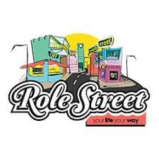 Användarprofil för Role Street