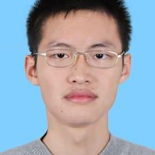 Henkilön Zhou käyttäjäprofiili