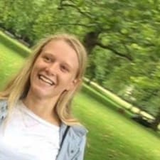 Profil utilisateur de Rebecca Kjær