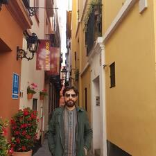 Abel Rubén User Profile
