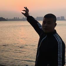 溪金 felhasználói profilja