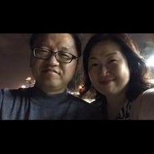 재석 felhasználói profilja