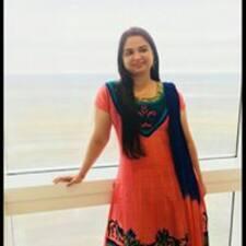Nutzerprofil von Ankita