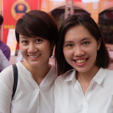 โพรไฟล์ผู้ใช้ Ly & Minh