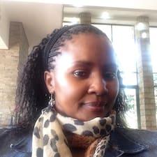 Profil utilisateur de Lindiwe
