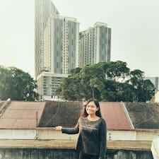 Henkilön Siti Salmi käyttäjäprofiili