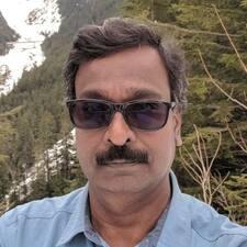 Henkilön Srinivasan käyttäjäprofiili