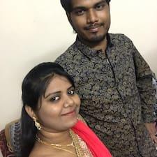 Karunakar felhasználói profilja