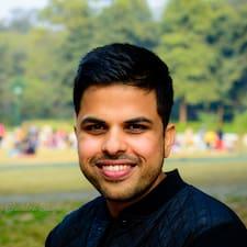 Zjisti více o hostiteli Pranay Chandra