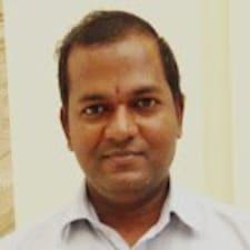 Gebruikersprofiel Mahadevan