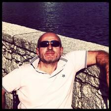 โพรไฟล์ผู้ใช้ Fabrizio