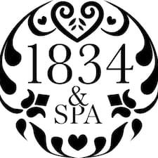 1834&Spa Kullanıcı Profili