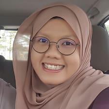 Profilo utente di Najwa
