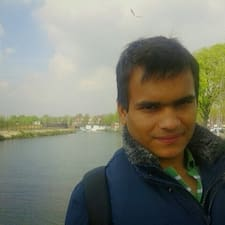 Profil Pengguna Chinmay