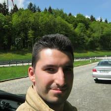 Profil utilisateur de Mateja