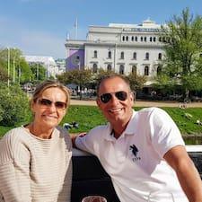 Profil korisnika Susan & Henrik
