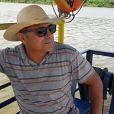 Profil Pengguna Luis Carlos Leite
