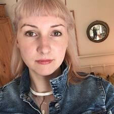 Profil utilisateur de Tamasyn