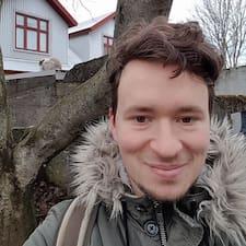 Perfil do utilizador de Michail