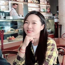 Heejin felhasználói profilja