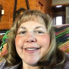 Wanda felhasználói profilja