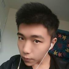 Tiantuo felhasználói profilja
