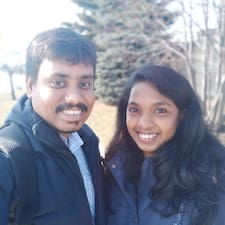 Vignesh User Profile