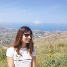 Eleonor - Uživatelský profil