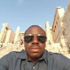 Kingsley felhasználói profilja