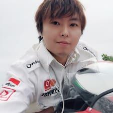 Profil utilisateur de Yuling